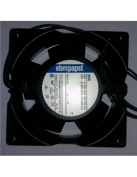 Ventilador axial EBMPAPSTcompacto para chimeneas EBM PAST