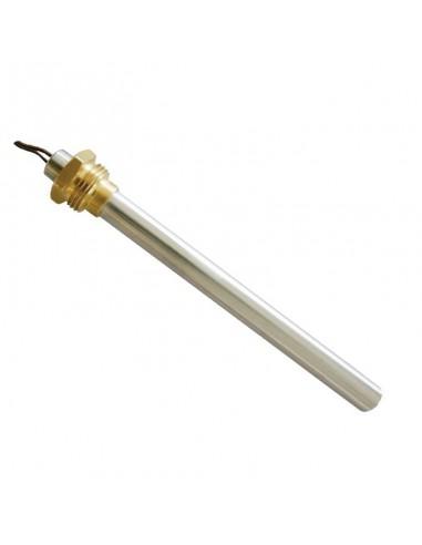 Resistencia eléctrica 280W L160mm D9,9mm (con racor)