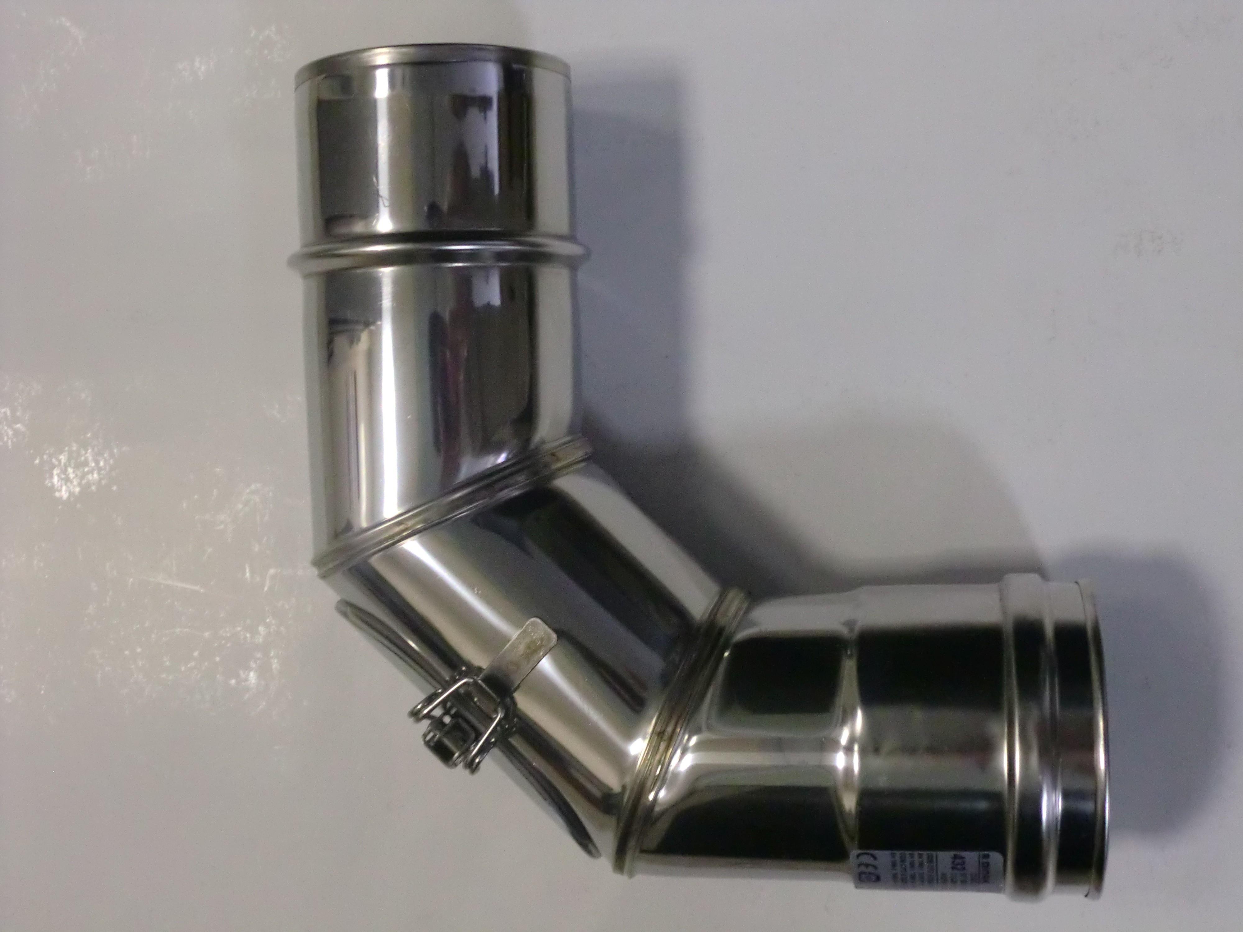 Tubos para chimeneas precios free elegant with tubos de - Tubos de acero inoxidable para chimeneas ...