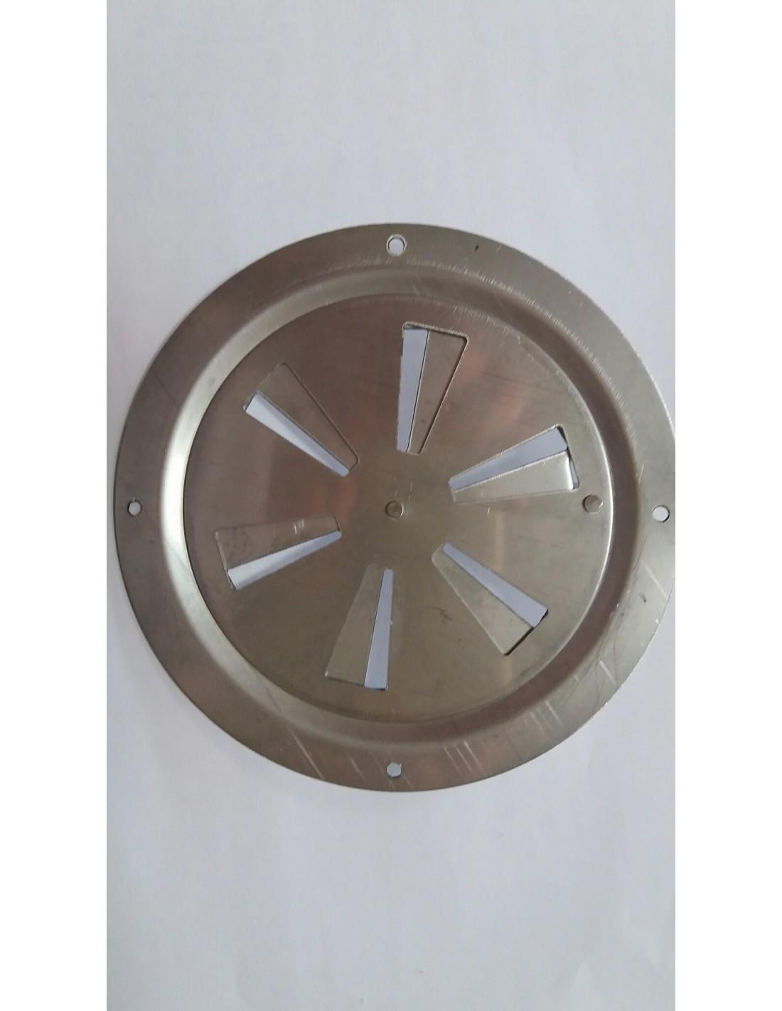 Rejilla redonda de ventilaci n regulable mm - Rejilla de ventilacion regulable ...